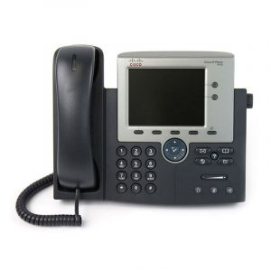 Cisco 7945G IP Deskphone