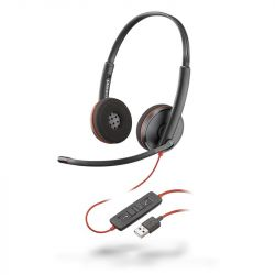 Plantronics Blackwire C3220 USB-A Headset