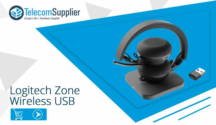 Logitech Zone Wireless USB headset